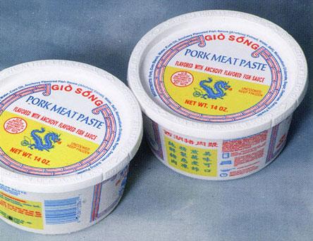 Fresh Pork Meat Paste 14OZ