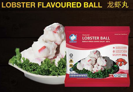 Lobster Flavoured ball