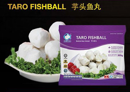 Taro Fishball