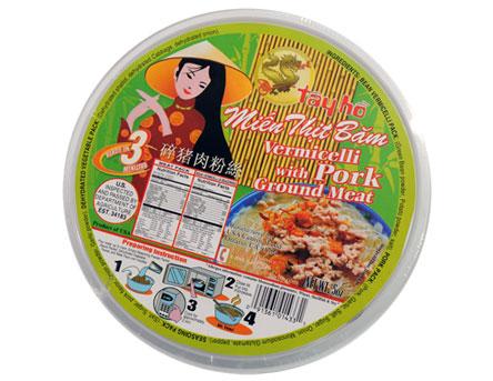 Vermicelli w/Pork