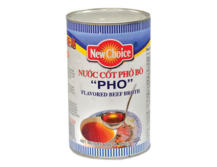 New Choice Pho Beef Broth