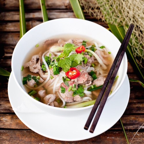 Why do Vietnamese Pho stand top of the world dishes?
